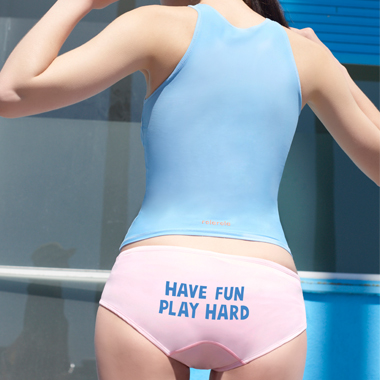 HAVE FUN PANTS_PINK