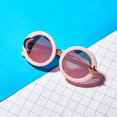 MOON&STAR SUNGLASSES_INDY PINK