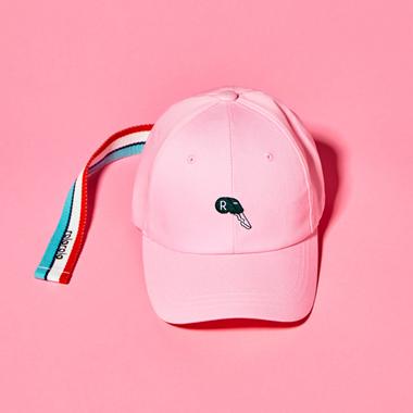 HAVE FUN CAP_PINK