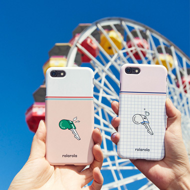 WHISTLE PHONE CASE_GREEN