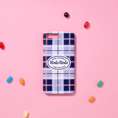 (PC-18102)ROLA PHONE CASE NAVY