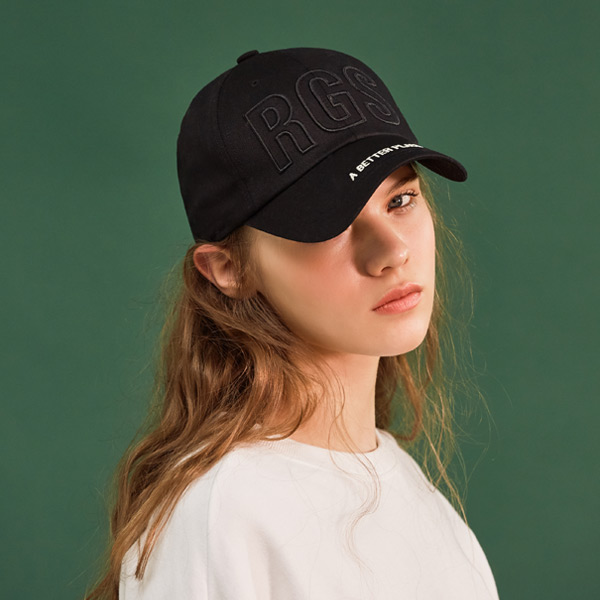 (CH-18102)ROLA RGS CAP BLACK
