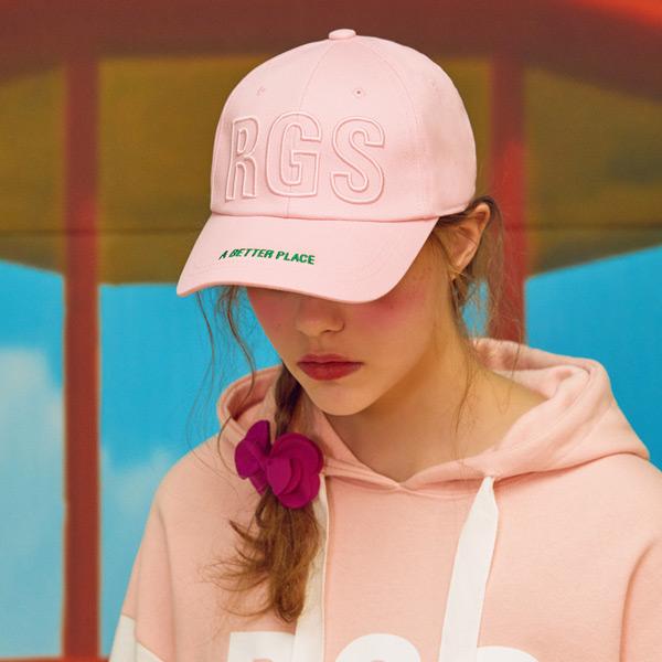 (CH-18102)ROLA RGS CAP PINK