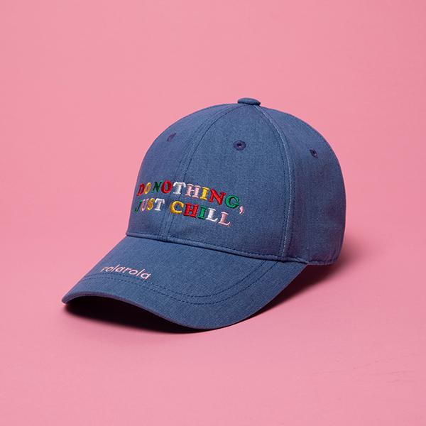 (CH-20103) ROLA DENIM CAP BLUE